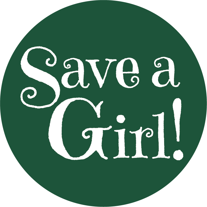 Save a Girl Logo
